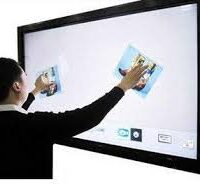 I.R TOUCH DISPLAY